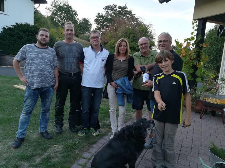 Heute besuchte uns eine sehr nette und freundliche Abordnung der Ortsgemeinde #Schönbach, um sich…
