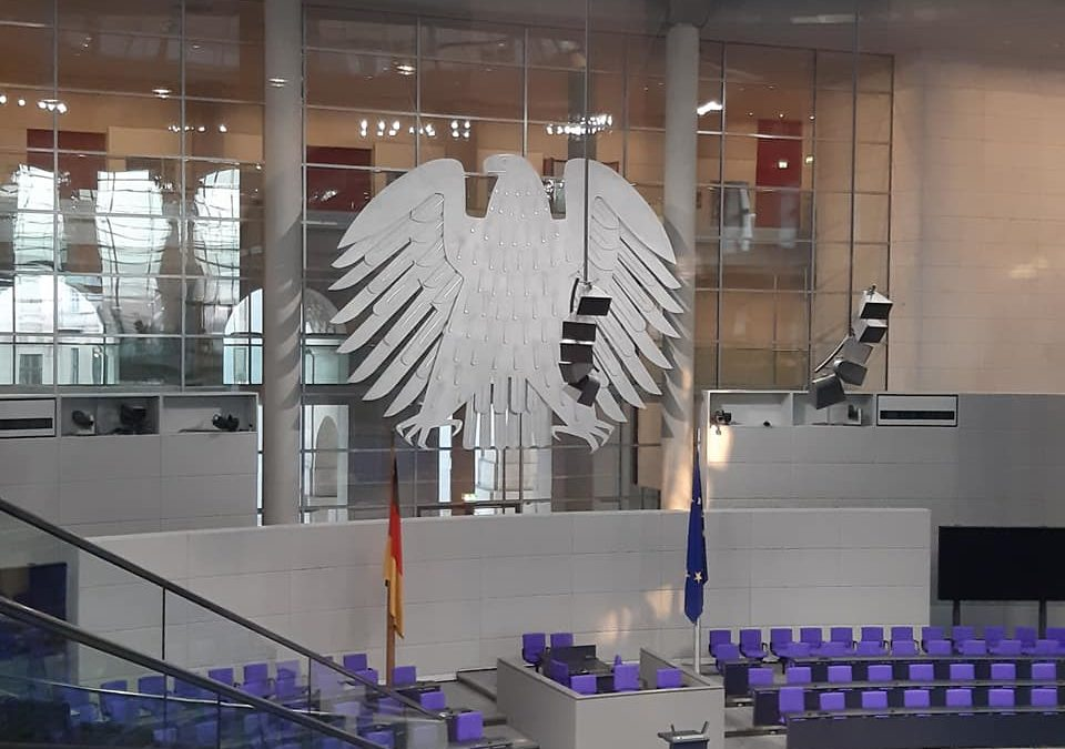 Unseren Bundestag erleben…es war toll, eindrucksvoll und ein echtes Erlebnis! Dank…